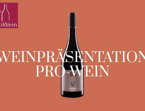Pro-Wein – Weinpräsentation